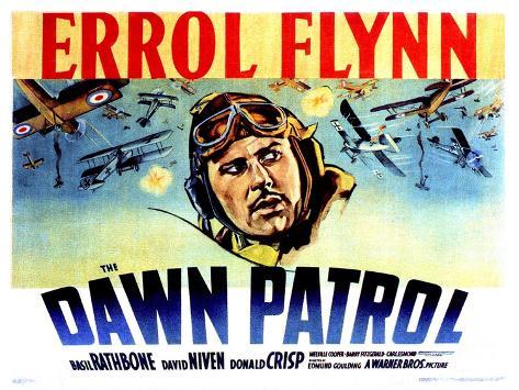 The Dawn Patrol, 1930 Art Print