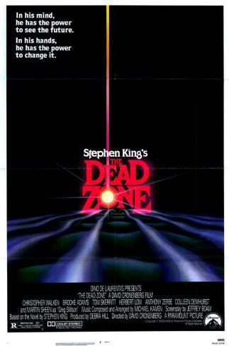 The Dead Zone Stampa master