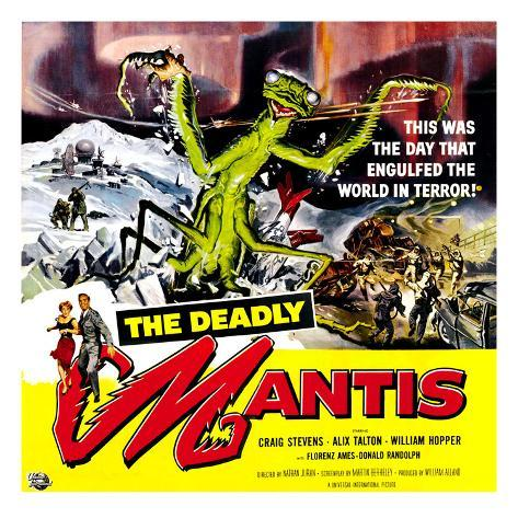 The Deadly Mantis, 1957 Foto