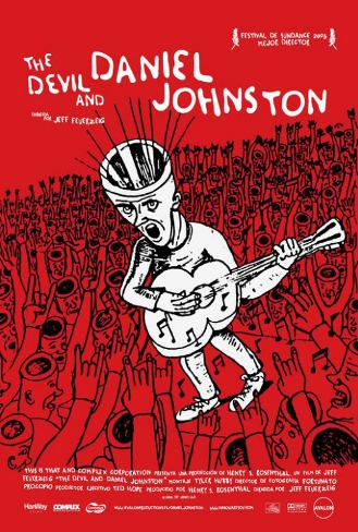 The Devil and Daniel Johnston - Spanish Style Poster