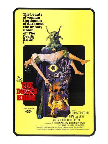 The Devil's Bride, (aka The Devil Rides Out), 1968 Photo