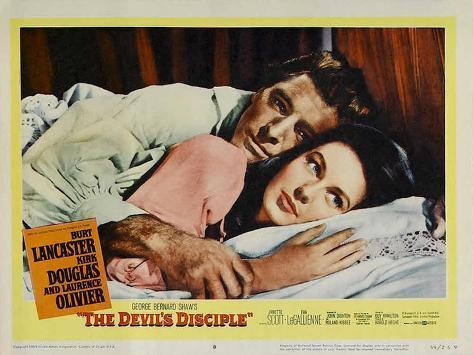The Devil's Disciple, 1959 Stampa artistica