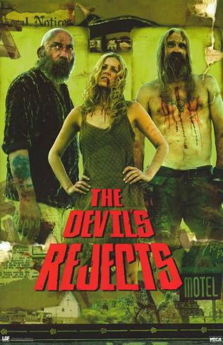 The Devil's Rejects Masterprint
