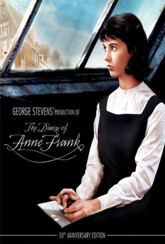 The Diary of Anne Frank Masterprint