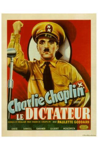 The Dictator Art Print