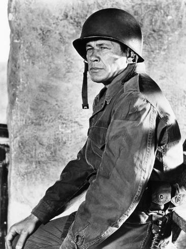 The Dirty Dozen, Charles Bronson, 1967 Fotografía