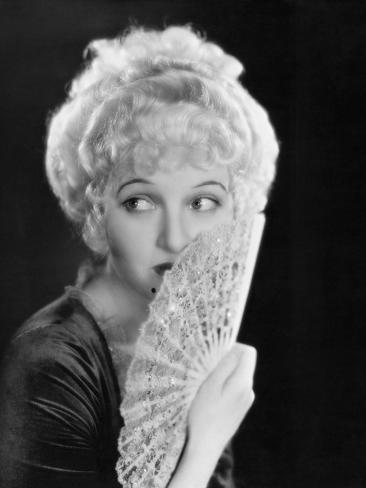 The Divine Lady, 1929 Photographic Print