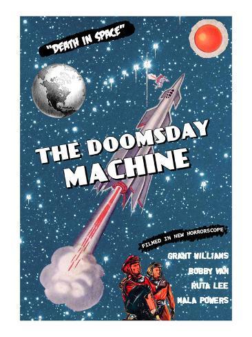 The Doomsday Machine, 1972 Photo