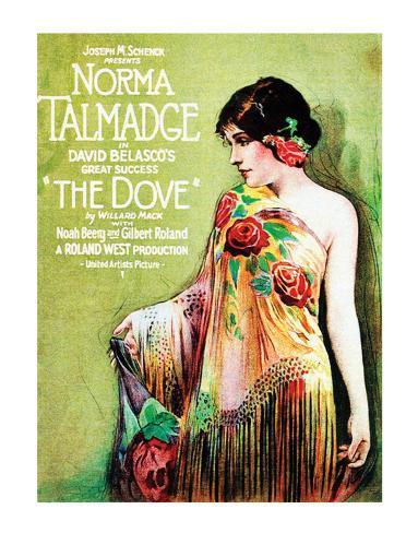 The Dove - 1927 Giclee Print
