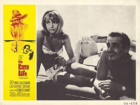 The Easy Life, 1965 Art Print