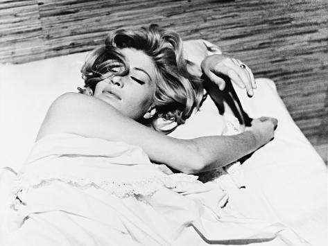 The Eclipse 1962 (L' Eclisse) Lámina fotográfica