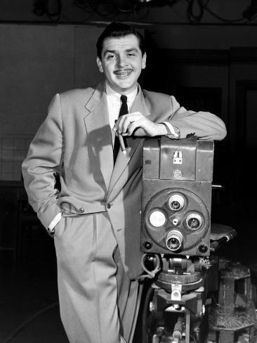 The Ernie Kovacs Show, Ernie Kovacs, 1951-1956 Photo