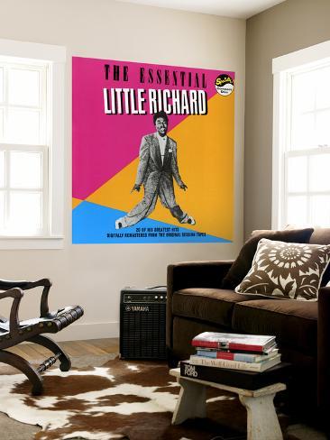 The Essential Little Richard Wall Mural