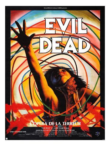 The Evil Dead, 1981 Foto