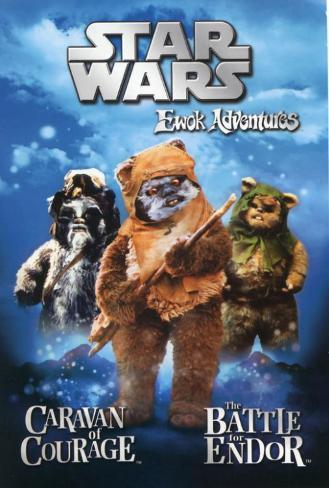 The Ewok Adventure ポスター