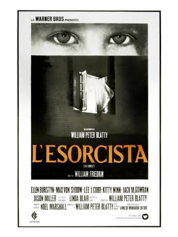 The Exorcist, (aka L'Esorcista), 1973 Photo