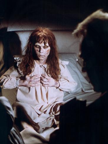 The Exorcist, Linda Blair, 1973 Photo