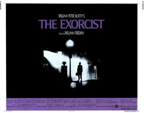 The Exorcist -  Style Poster