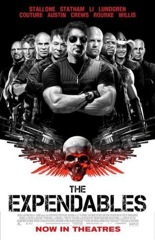 The Expendables Masterprint