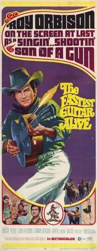 The Fastest Guitar Alive Pôster