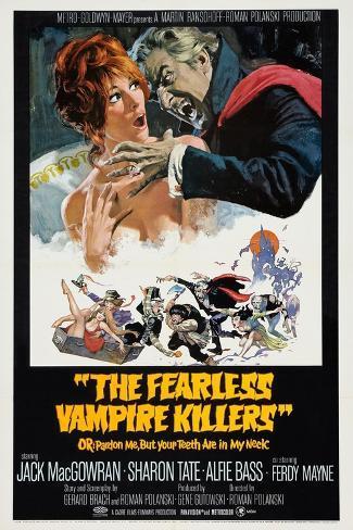The Fearless Vampire Killers, 1967 Gicléetryck