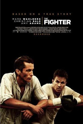 The Fighter - Canadian Style Poster