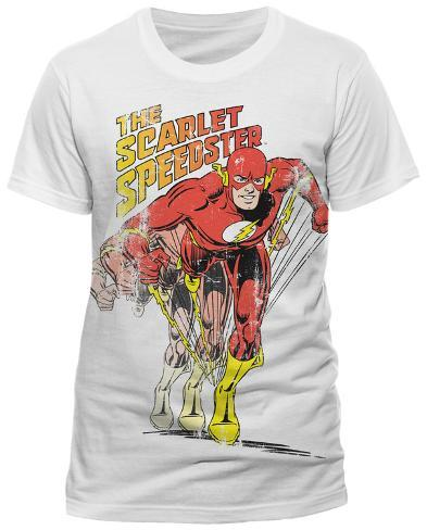 The Flash - Scarlet Speedster T-shirt