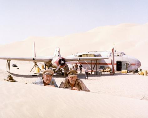 The Flight of the Phoenix Fotografia