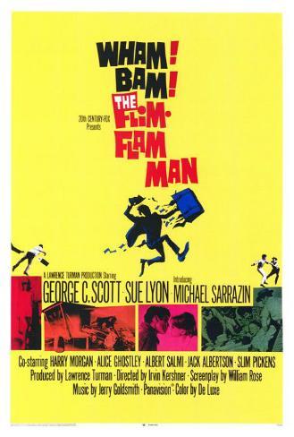 The Flim Flam Man Poster
