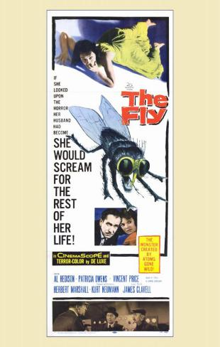 The Fly Masterprint