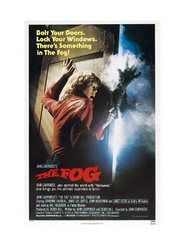 The Fog, Jamie Lee Curtis, 1980 Photo