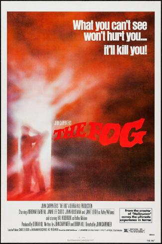 The Fog, U.S. poster art, 1980, ©AVCO Embassy/courtesy Everett Collection Konstprint