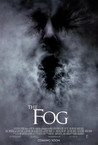 The Fog Double-sided poster
