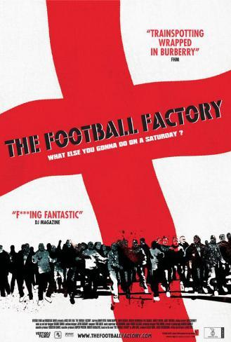 The Football Factory - Danish Style Poster