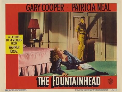 The Fountainhead, 1949 Art Print
