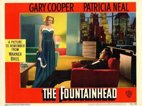 The Fountainhead, 1949 Art Print