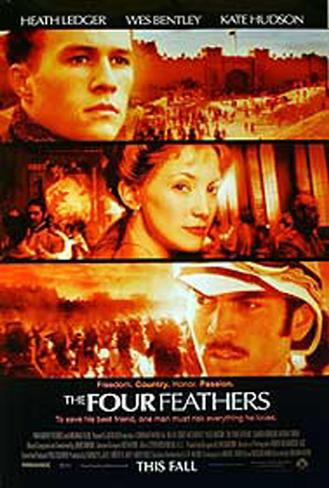 The Four Feathers Original Poster