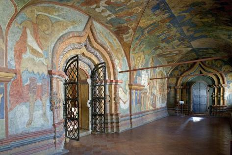 The Frescoed Gallery Photographic Print