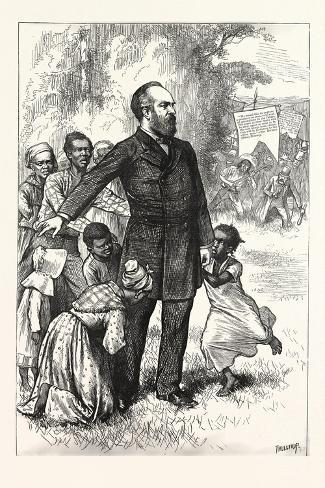 The Friend of the Freedmen Giclee Print