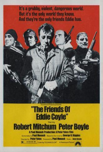 The Friends of Eddie Coyle Masterprint