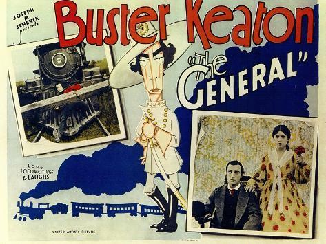The General, 1927 Art Print