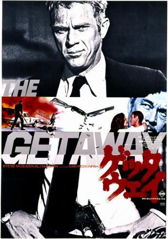 The Getaway Masterprint