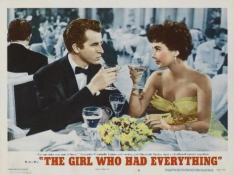 The Girl Who Had Everything, 1953 アートプリント