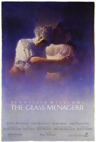 The Glass Menagerie Pôster