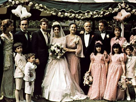 The Godfather, 1972 Photo