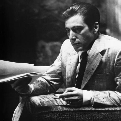 The Godfather: Part Ii, Al Pacino, 1974 Photo
