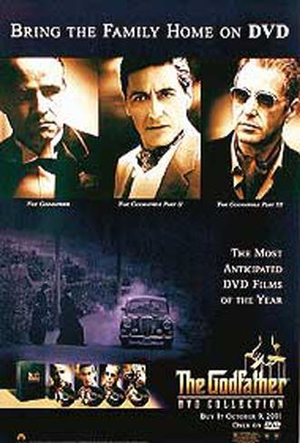 The Godfather Original Poster