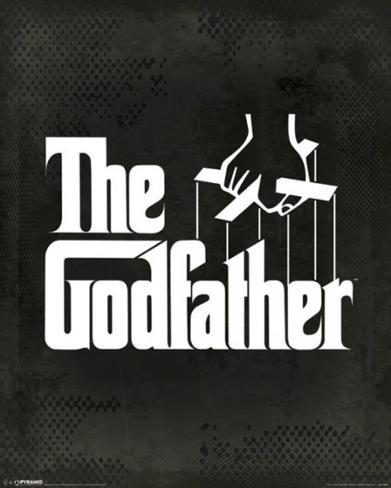The Godfather Mini Poster