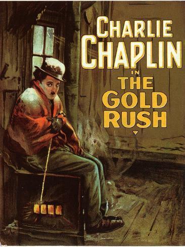 The Gold Rush, 1925 Premium Giclee Print