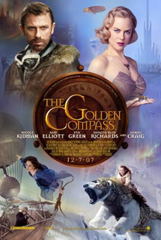 The Golden Compass Double-sided poster